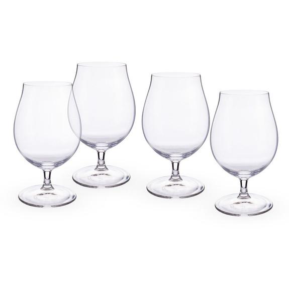 Spiegelau Crystal Tulip Beer Glasses - Set of 4 - 15.5 oz