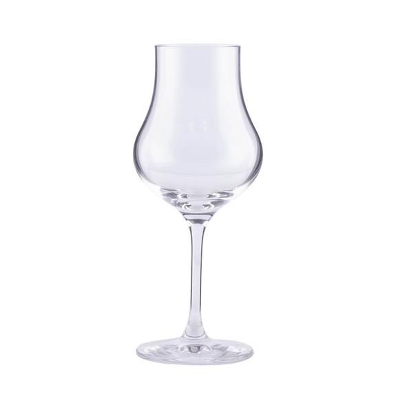 Urban Bar Whiskey & Spirit Stemmed Crystal Tasting Glasses - 4 oz - Set of 6
