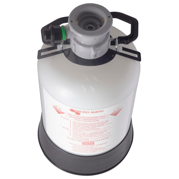 Cleaning Bottle Cap - D System