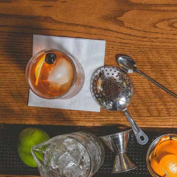 Julep Bar Cocktail Strainer