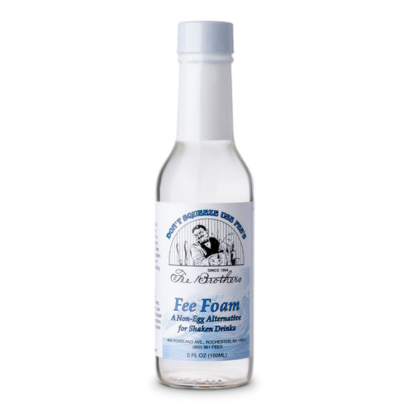 Fee Brothers Fee Foam Cocktail Foamer - 5 oz