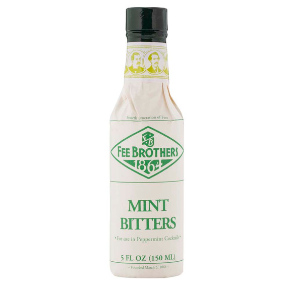 Fee Brothers Mint Cocktail Bitters - 5 oz