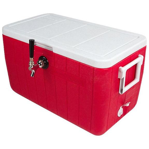 Single Faucet Coil Cooler Jockey Box