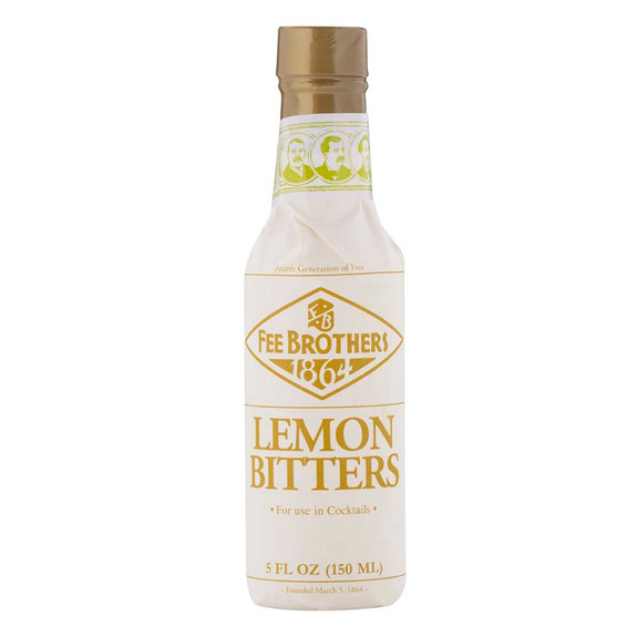 Fee Brothers Lemon Cocktail Bitters - 5 oz