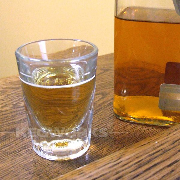 Bar 2 oz shot glass