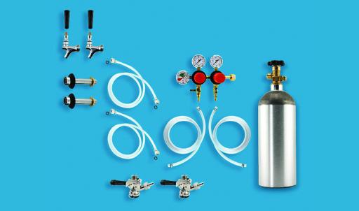 Custom Kegerator Conversion Kits