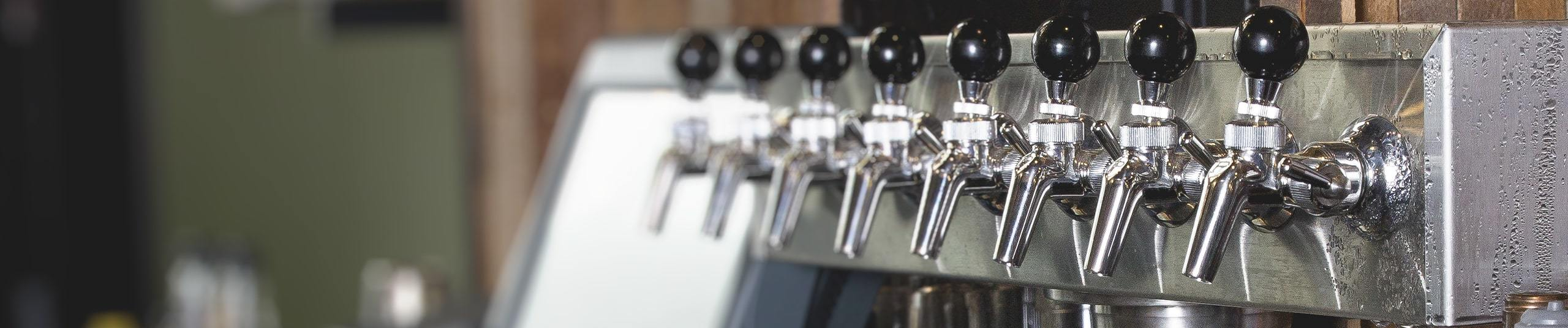 Beer Faucets & Shanks