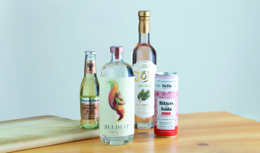 Non-Alcoholic Cocktail Mixers