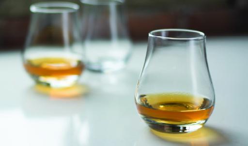 Whiskey & Shot Glasses