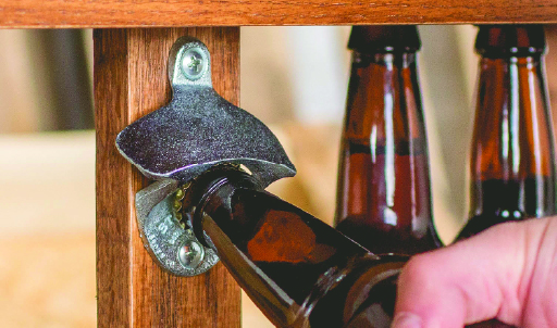 Bottle Openers & Cap Catchers