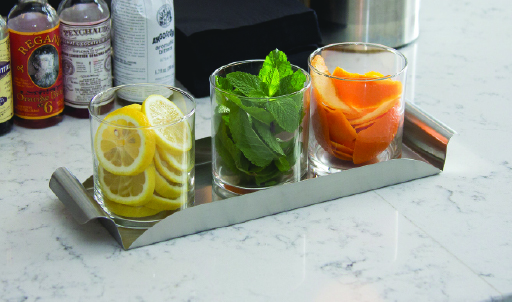 Garnish Trays