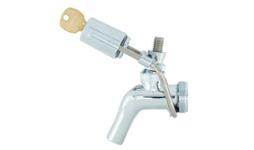 Beer Faucet Locks