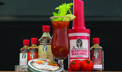 Bloody Mary Supplies