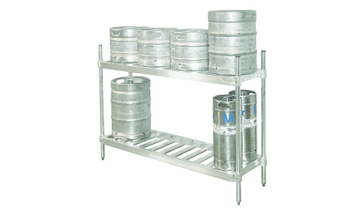 Keg Carts & Storage