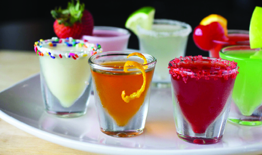 Jello Shot Mixers
