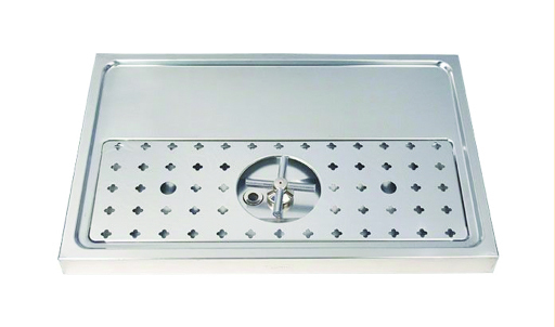 Glass Rinser Trays