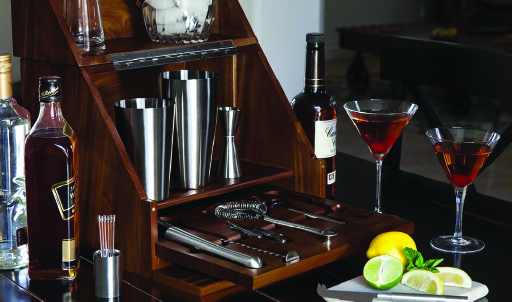 Travel Bar Sets