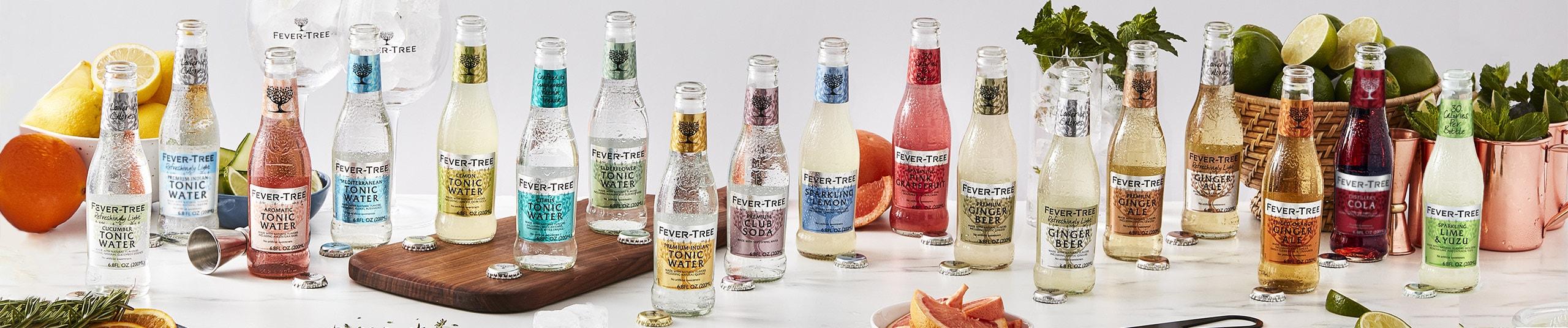 Fever Tree Premium Beverages