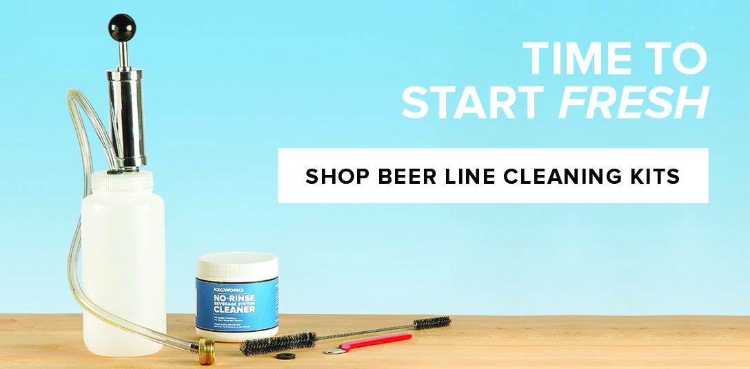 Beer Line Cleaning Kits