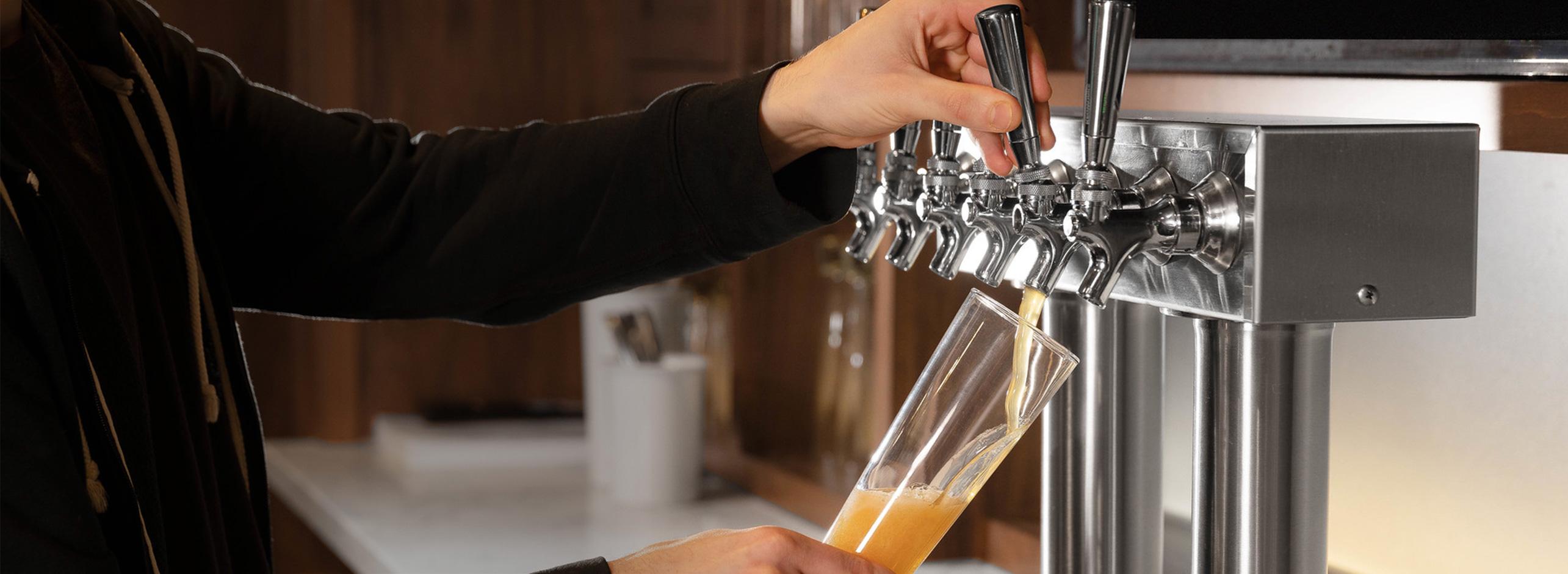 Draft Beer Towers