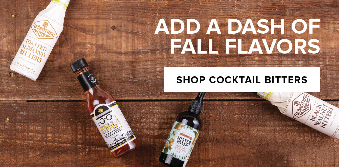 Fall Cocktail Bitters