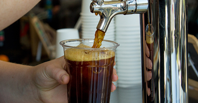 Coffee On Tap