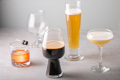 The Guide To Glassware