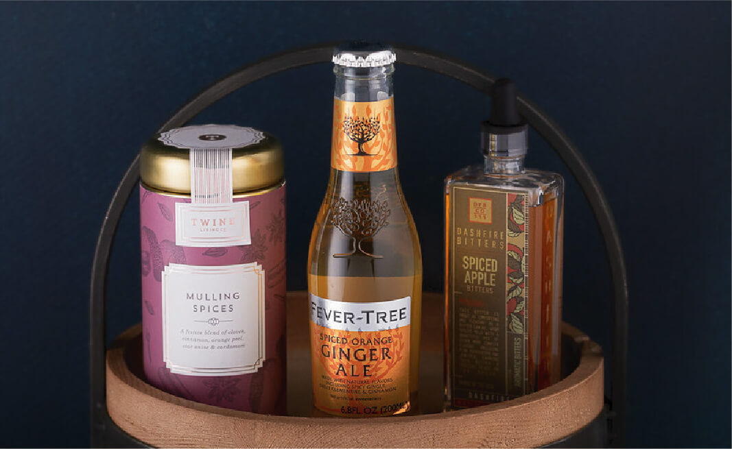 Spiced Cocktail Ingredients