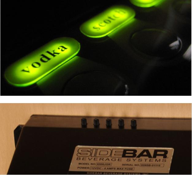 Sidebar Programmable Dispensing