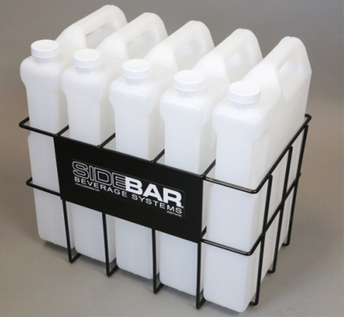 Sidebar High Capacity Storage Rack