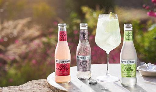 Fever-Tree Sparkling Sodas