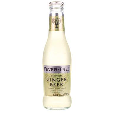 Fever Tree Premium Ginger Beer 6 8 Oz