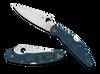 Spyderco POLICE™ 4 LIGHTWEIGHT BLUE FRN/ K390