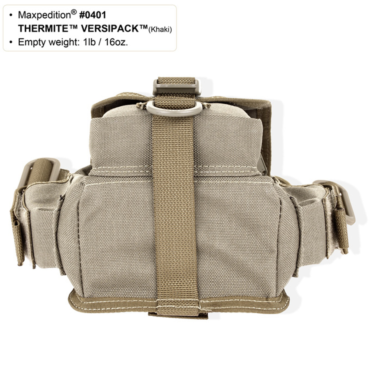 Maxpedition 0401 Thermite Versipack Various Colors