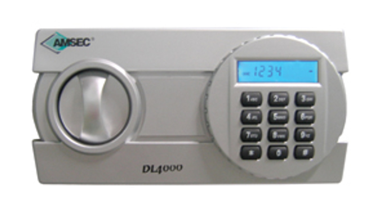This is what a DL4000 lock looks like.
