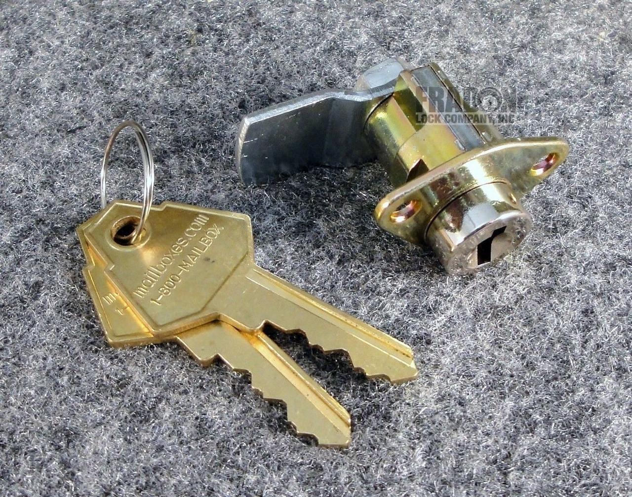 Salsbury 2290 Replacement Lock