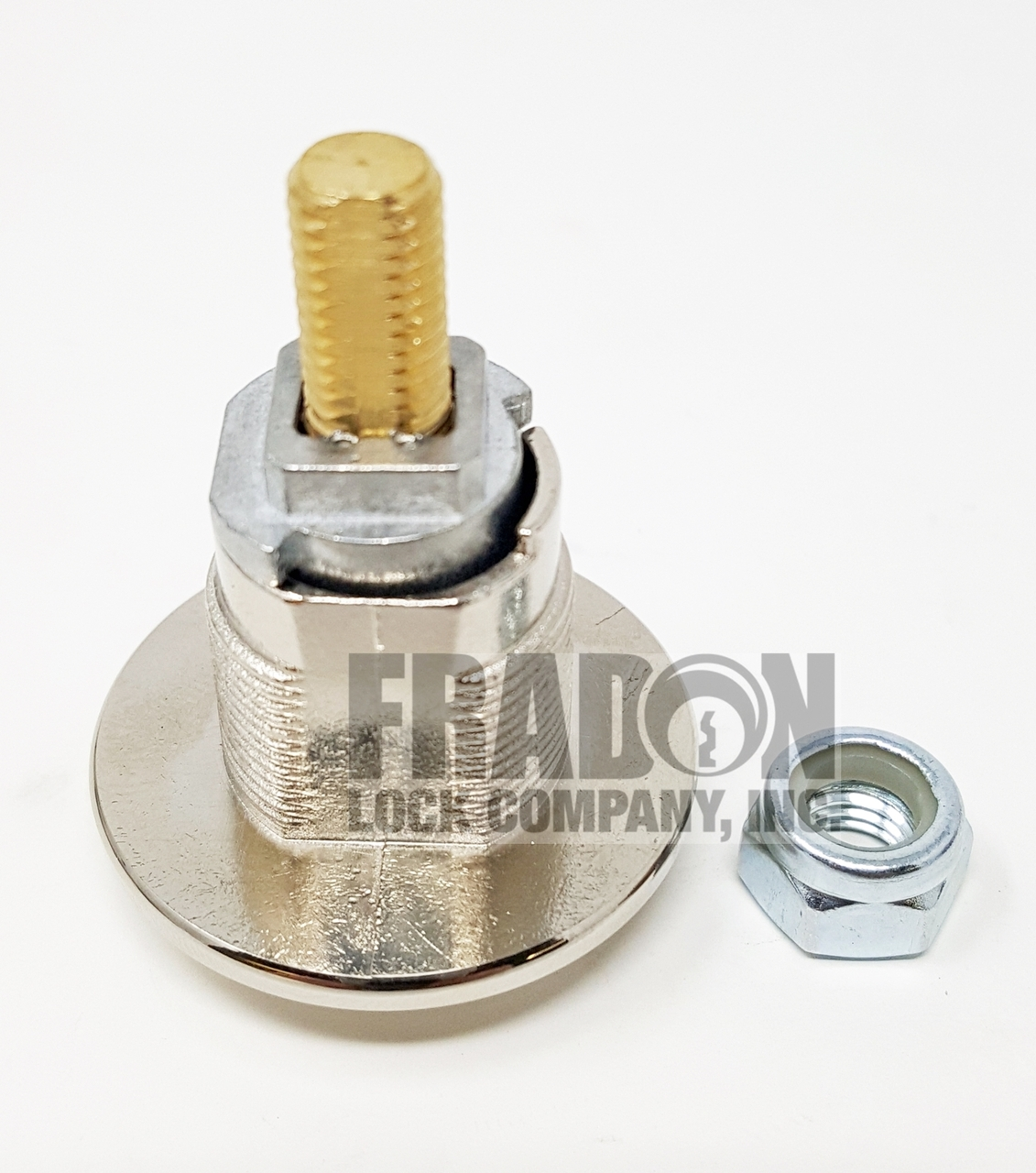 Replacement Stack-On & Homak Style Key Lock W/Round Key