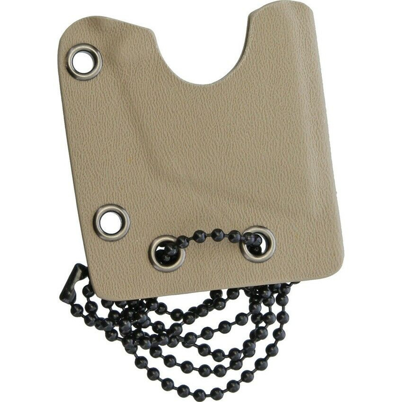 Black Cat Real Steel Knives Coyote 3127 Neck Knife