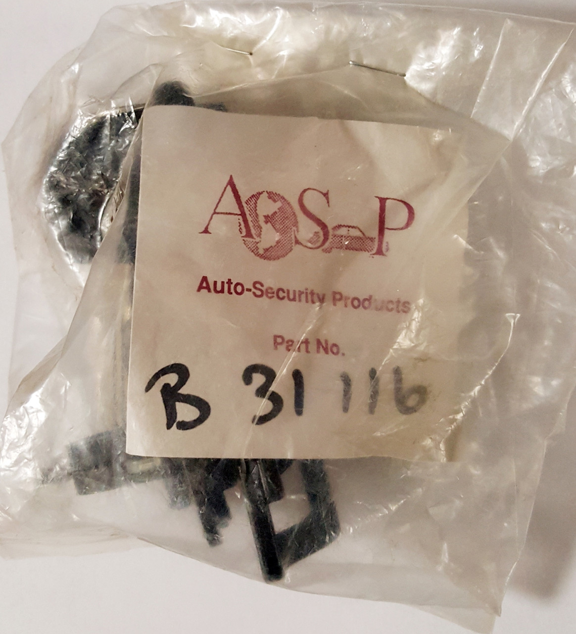 ASP Volkswagen Rear Trunk Lock B-31-116