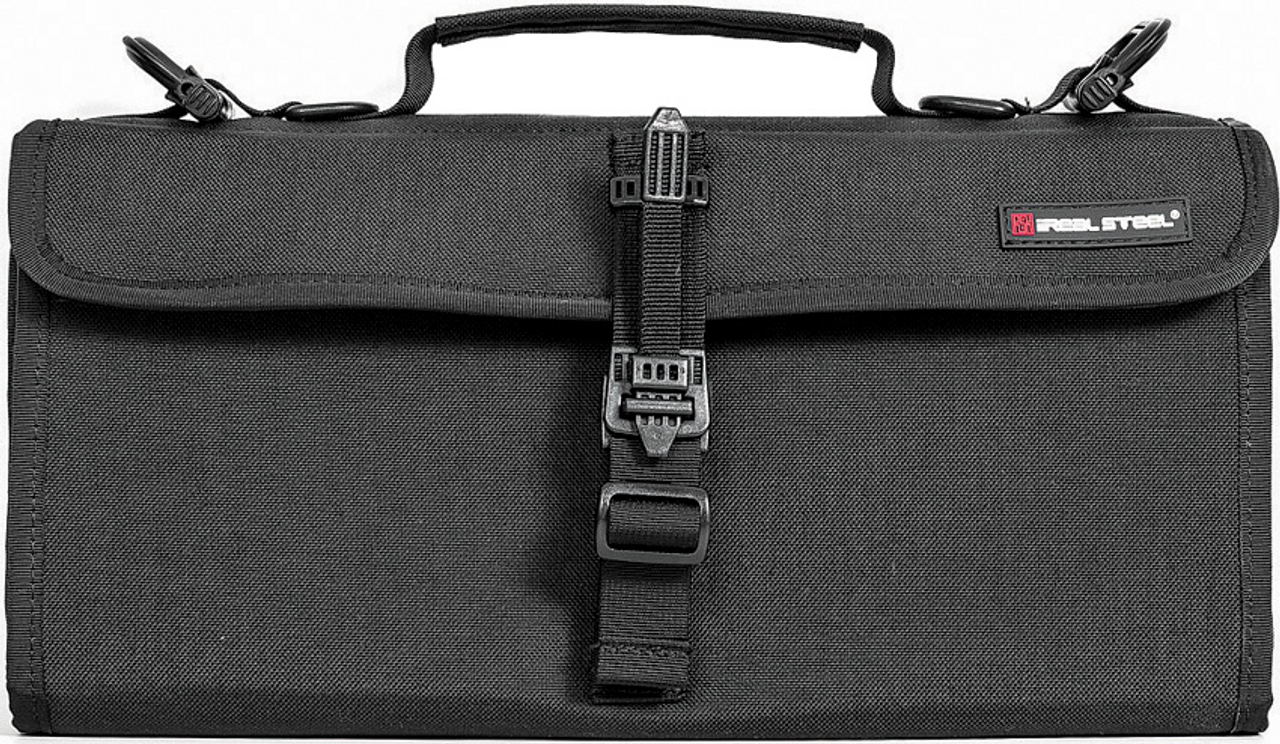 Real Steel Pilgrim Knife/Tool Carry/Display/Travel Case