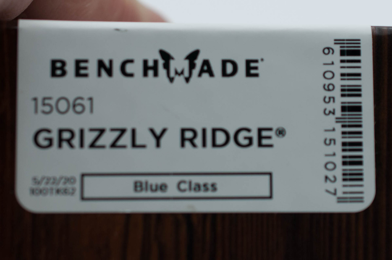 Benchmade 15061 Grizzly Ridge
