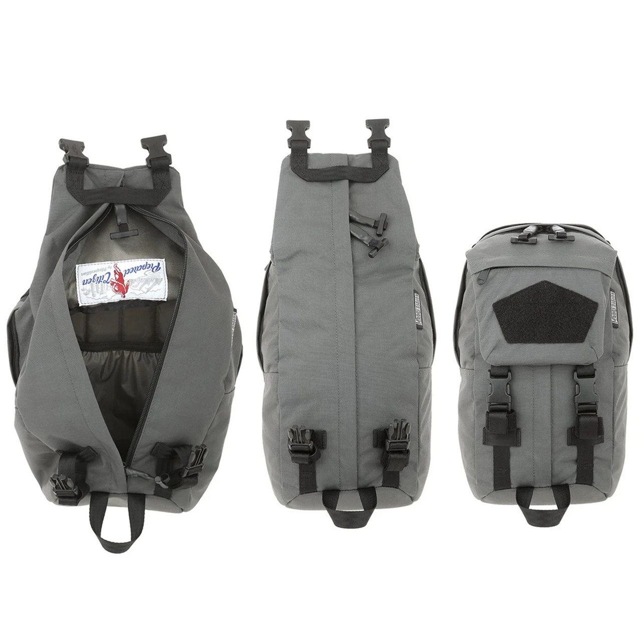 Maxpedition TT12 Convertible  Backpack Black