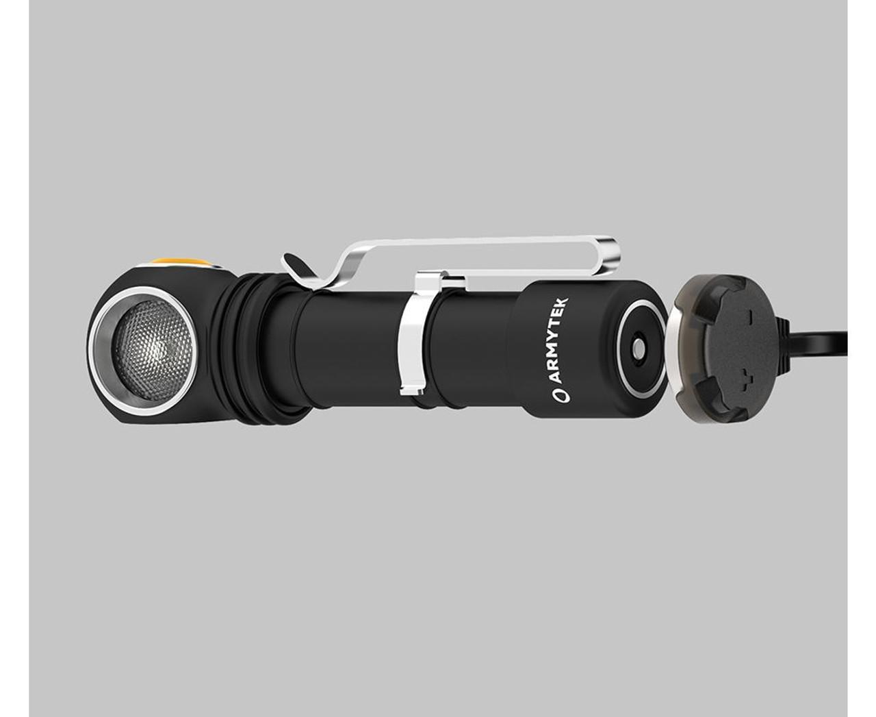 Armytek Wizard C2 Pro Multi Flashlight 2500 Lumen USB Rechargeable
