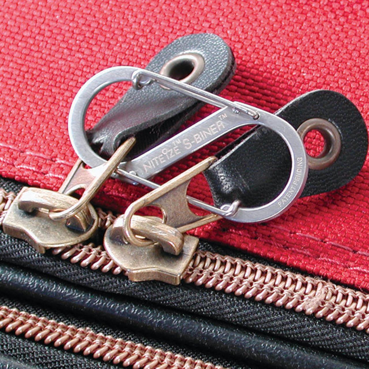 NiteIze S Biner Gated Carabiner 2-Pack