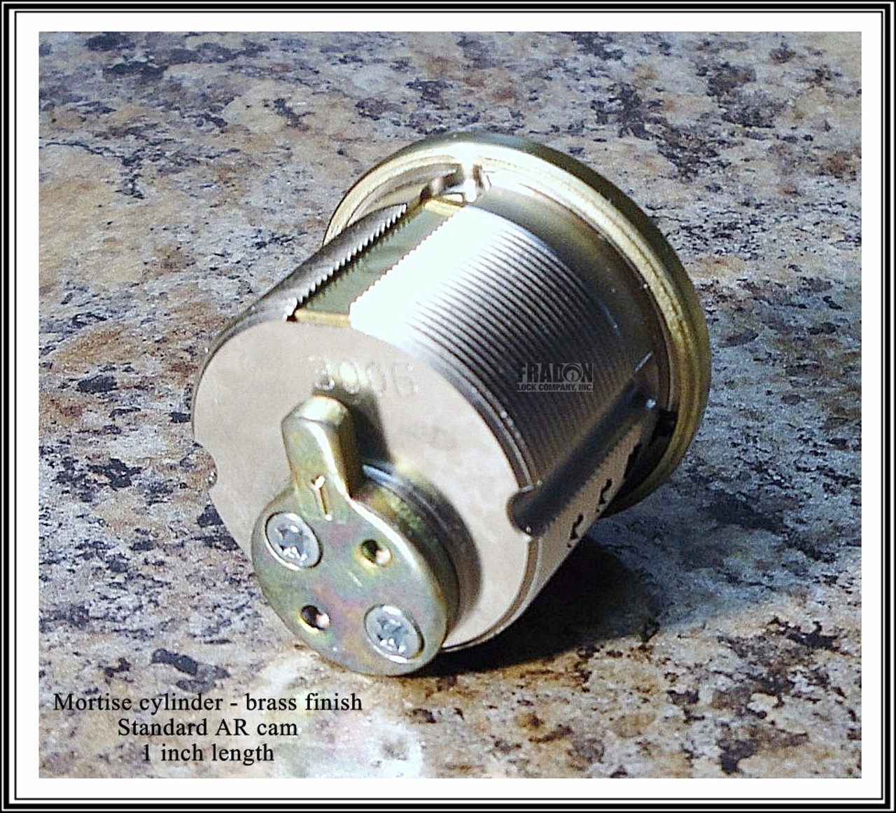 Mul T Lock Mortise Cylinder