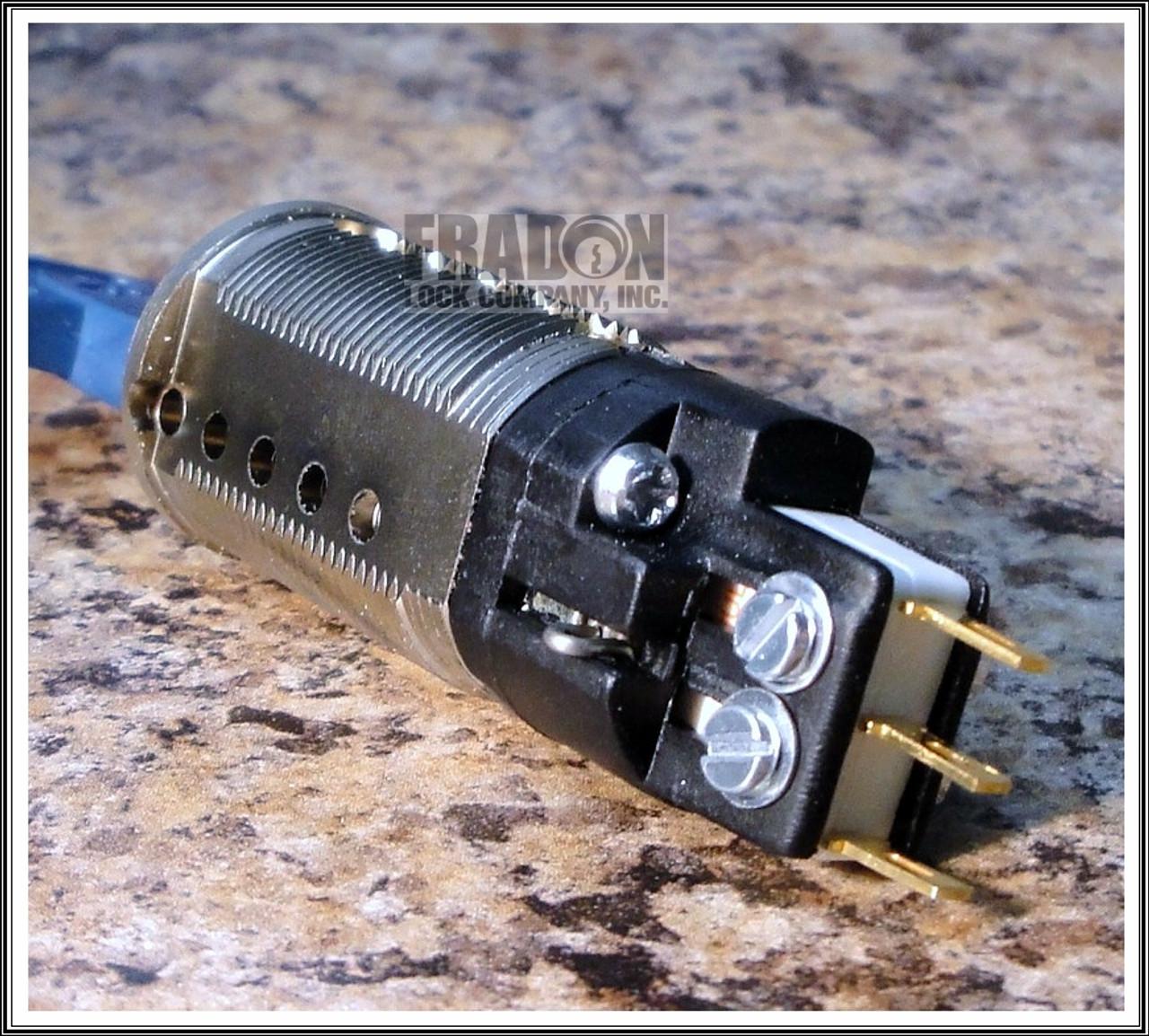 Mul T Lock 3/4 Inch Electric Key Switch SW19 26D