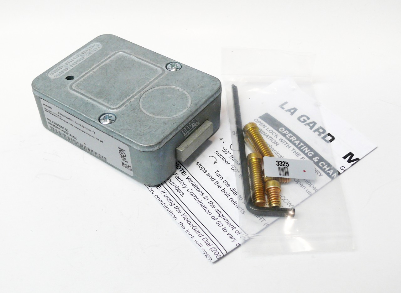 Lagard 3330 Safe Lock Only