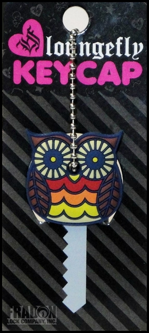 Loungefly Multi-Colored Vintage Owl 8153LFKC02141212
