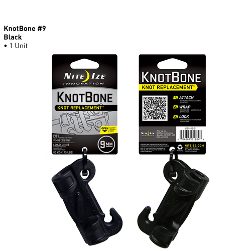 Nite Ize Knotbone #9 Knot Replacement Device KB9 02 01