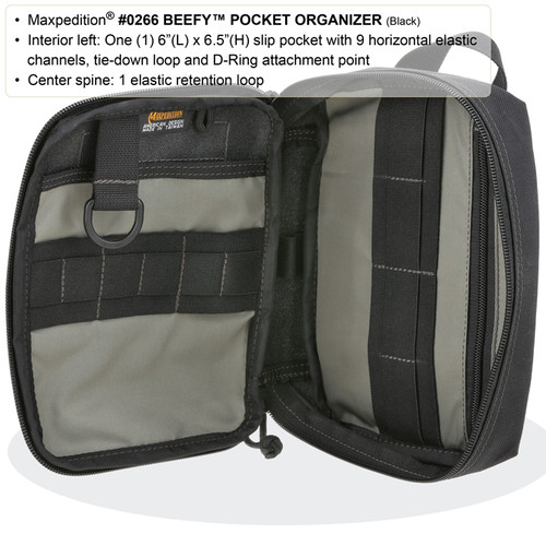 Maxpedition 0266 Beefy Organizer